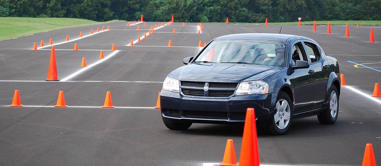 Подготовка водителей легковых автомобилей
